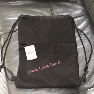 Horizon Girls Dance backpack. NWT